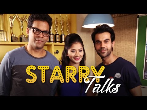 EXCLUSIVE INTERVIEW: Trapped Star Rajkummar Rao's Horrific Experiences| Pankhurie| Starry Talks