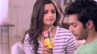 Alia Bhatt New Ad India  Nestle Fruita Vitals 2013