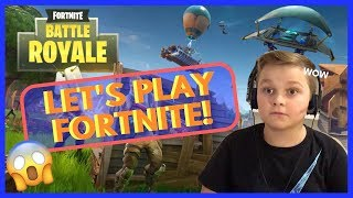 Let's Play Fortnite: Epic Glitch