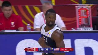 Serbia vs USA   Highlights   FIBA Basketball World Cup 2019