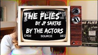 The Flies by Jean-Paul Sartre - Behind The Scenes [Ep. 3]