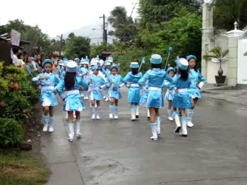 Bayombong Fiesta '09 UMCS Band