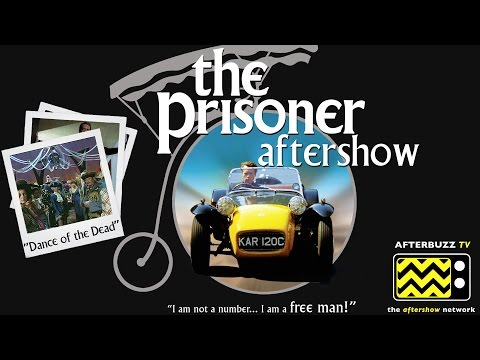 "The Prisoner (Patrick McGoohan) ""Dance Of The Dead"" Episode 8 Review & After Show 