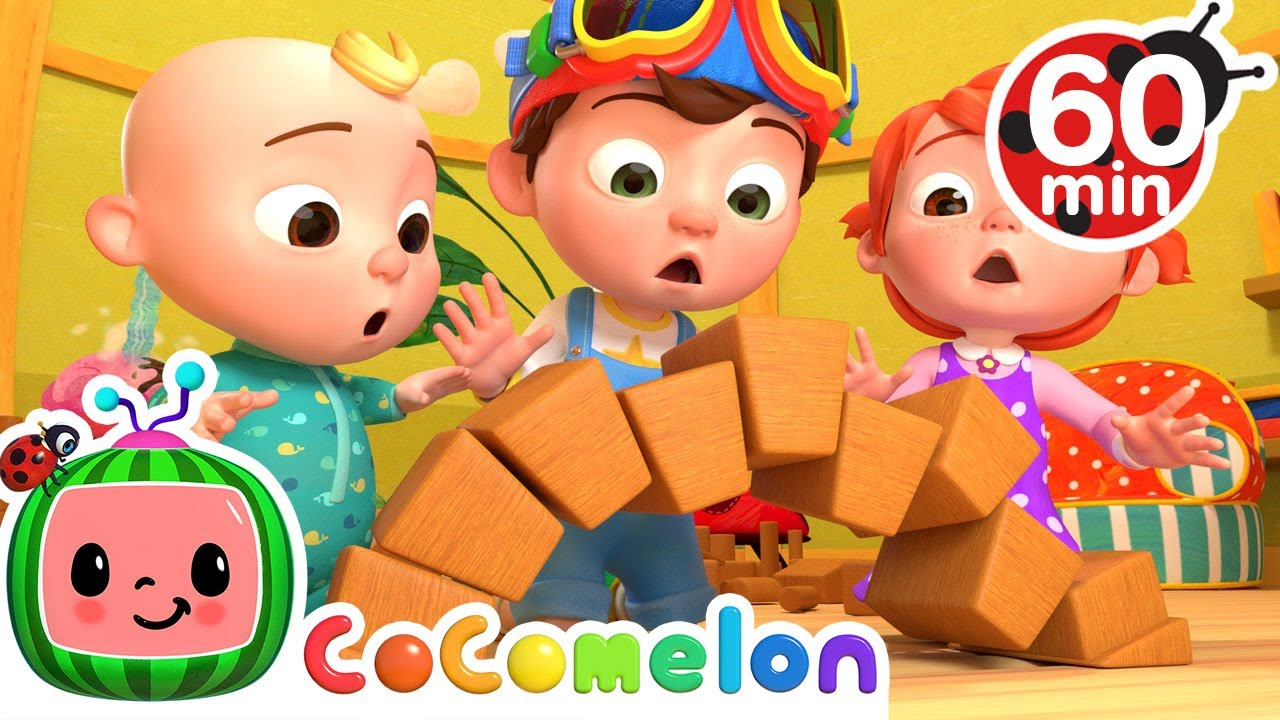 Download London Bridge Is Falling Down + More Nursery Rhymes & Kids Songs - CoComelon