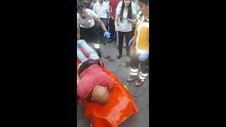 Ankara'da tacizcinin sokak ortasında hadım edilmesi