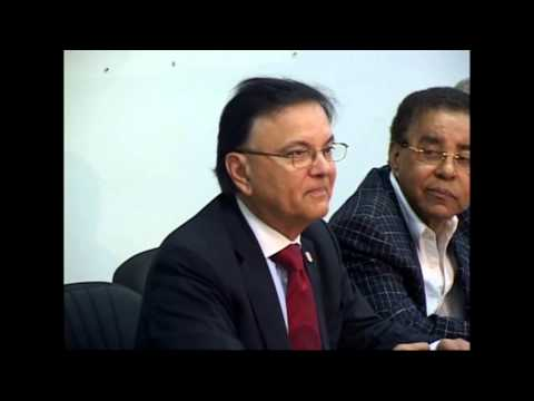 Metro de Santo Domingo Acuerdo Internacional con Panama