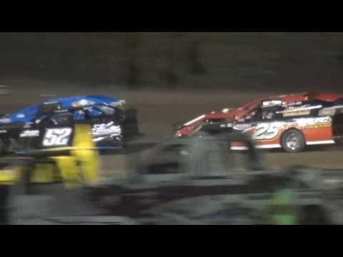 Salina Speedway NCRA A Mods Late Models Mains