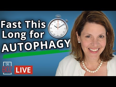 How Long To Fast For 3 Stages Of Autophagy | Keto And Intermittent Fasting