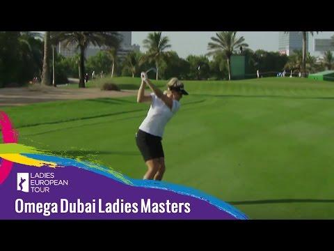 OMEGA Dubai Ladies Masters 2014 Highlights (Short)