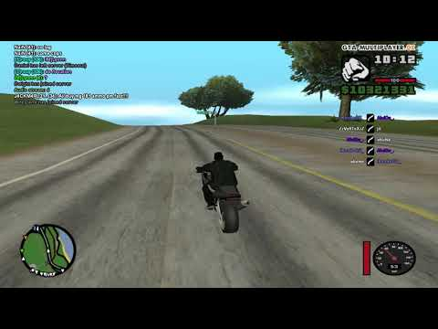 GTA SA MP SOME CRAP
