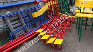 детские игровые горки комплексы металлические уличные в городе(, 2014-05-19T03:39:44.000Z)
