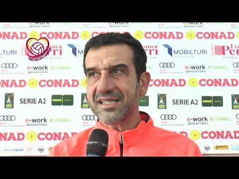 Intervista al tecnico della Conad Lamezia Gianpietro Rigano
