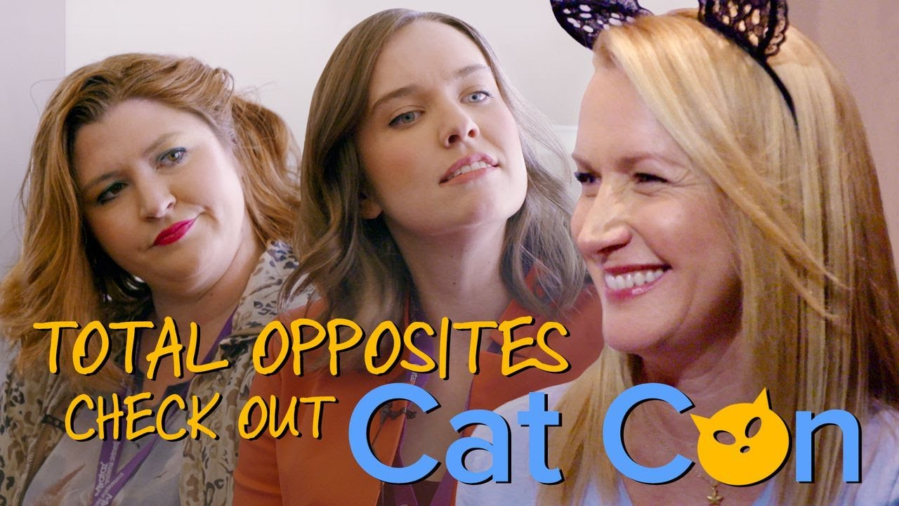 Total Opposites Check Out CatCon