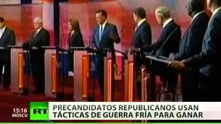 LOS ECOS DE LA GUERRA FRÍA AÚN SE ESCUCHAN