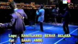 Umbrella-Ramalanku Benar Belaka @ Pujaan 10 Nescafe Final 1996.m4v