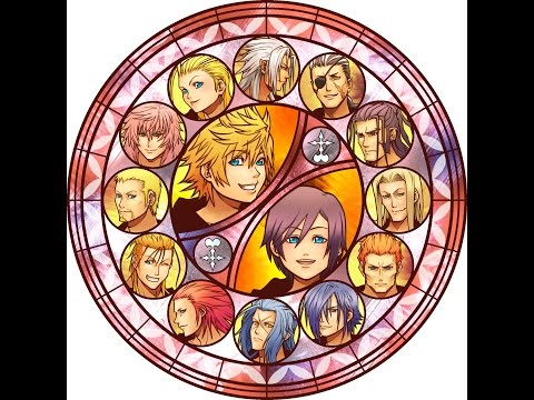 Kingdom Hearts AMV – Organization XIV (Vector To The Heavens Remix)