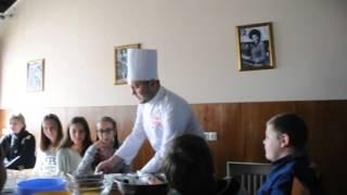 Мастер класс для детей по приготовлению тирамису, гостиница Харькова AN-2(, 2016-02-05T10:25:08.000Z)