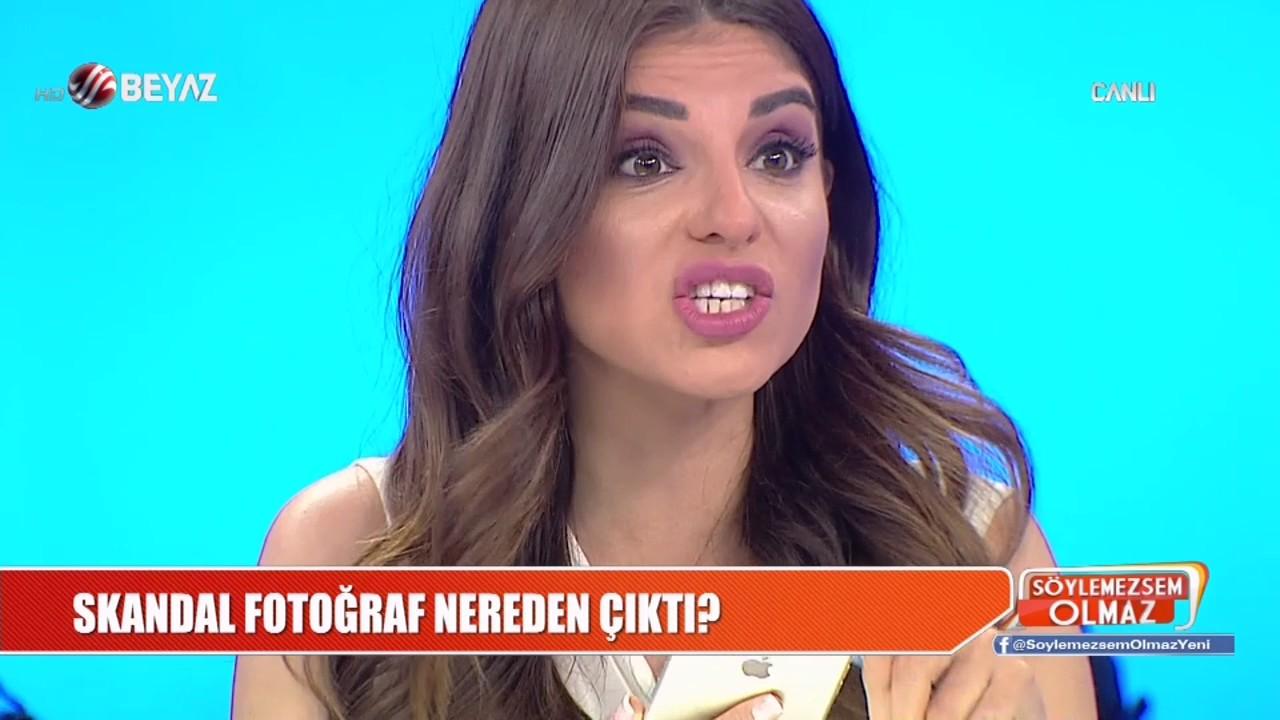 Ebru Şallı 'Olay Fotoğraf'ı yalanladı!