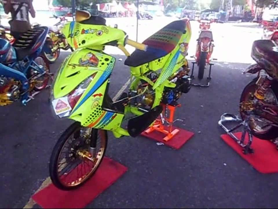 Modifikasi Soul Gt Youtube