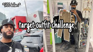 $100 target outfit challenge   *plus giveaway winners*