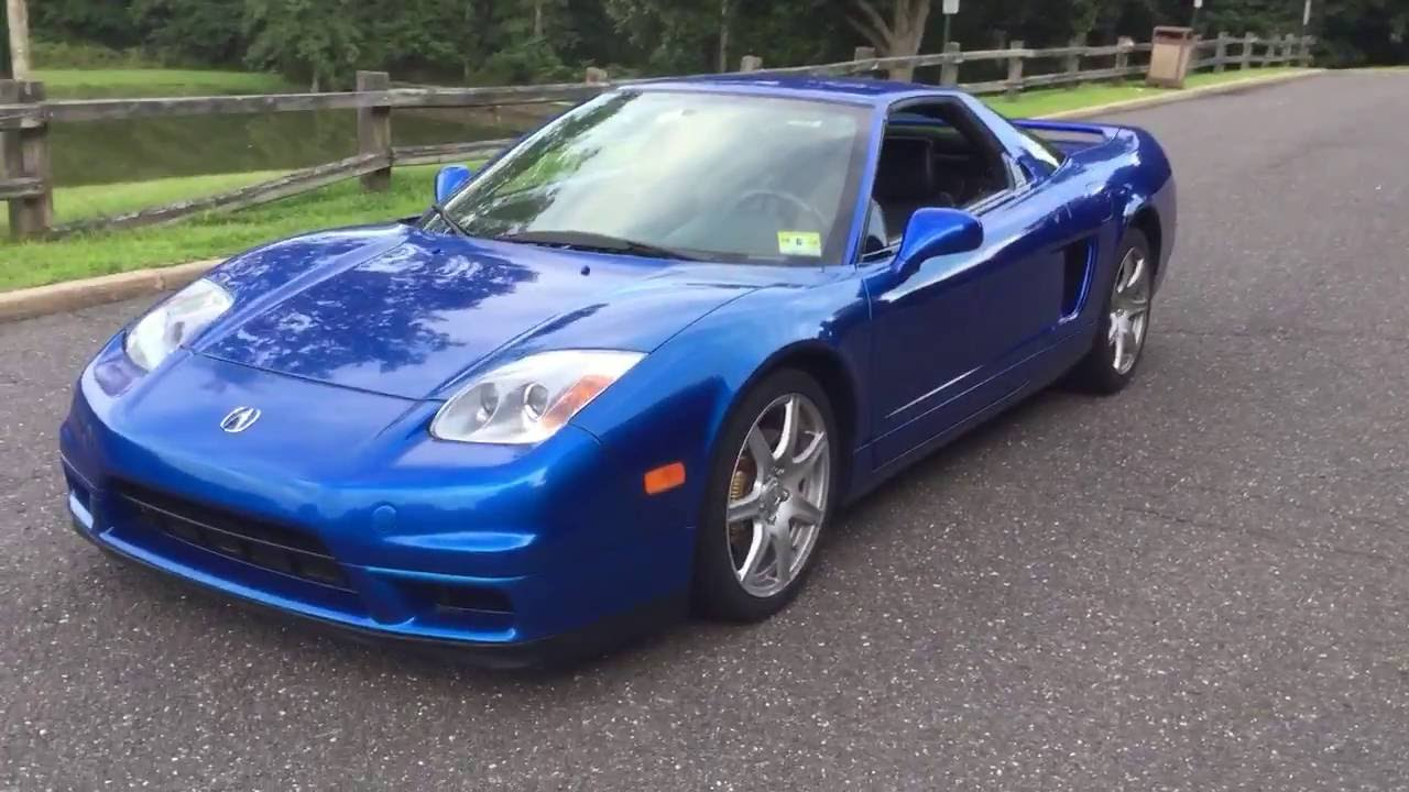 2005 NSX Long Term Review Part 1 - YouTube