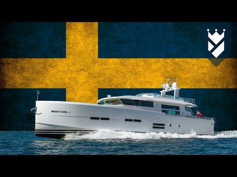 Boutique Yacht Builder - Carbon Delta 88