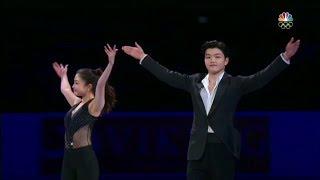 Maia & Alex SHIBUTANI - US Nationals 2018 - Gala Exhibition NBC