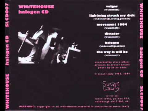 Whitehouse - Lightning Struck My Dick