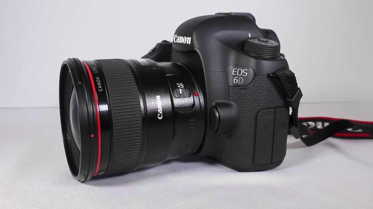 Canon EF 24mm f 1.4L II USM Lens Review - YouTube e941c280c2e