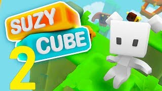 Suzy Cube - Gameplay Walkthrough Part 2 - World 1 (iOS, Android) | Droidnation
