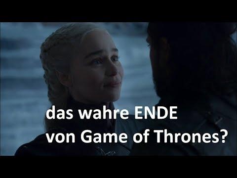Wie Man Das FINALE Von Game Of Thrones Retten Kann