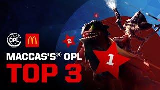 Macca's® OPL Top 3: Week 9