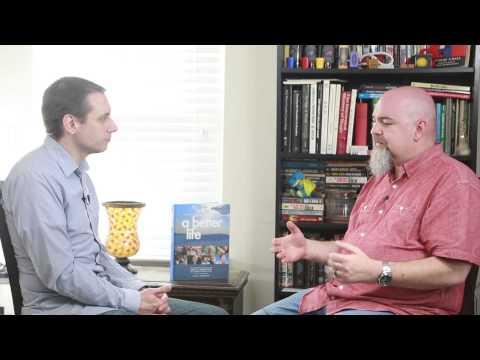 Atheist Debates - A Better Life, with Chris Johnson