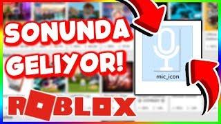 ROBLOX'A SESLİ KONUŞMA ÖZELLİĞİ GELECEK !! (EFSANE ÖZELLİK)
