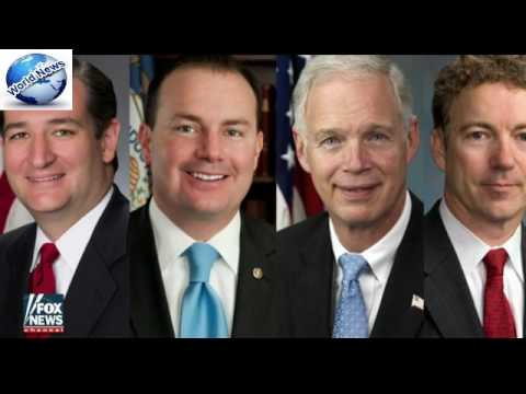 4 Republican senators withhold support on the health bill   World news