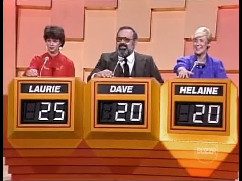 Sale of the Century Episode #33 - Laurie/Dave/Helaine