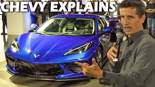 ALL YOUR MID-ENGINE C8 CORVETTE QUESTIONS ANSWERED (Maintenance, Tuning, Manual Trans, & More)