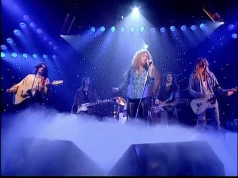 Robert Plant - (1993) 29 Palms [live on