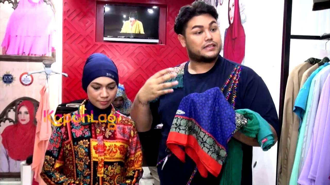 Intip Ivan Gunawan Make Over Busana Muslim Indah Nevertari Youtube