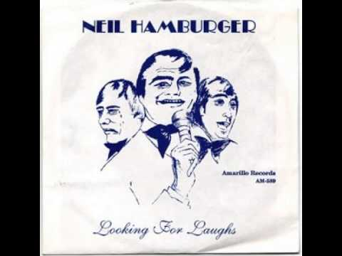 Neil Hamburger - Anthony Kiedis