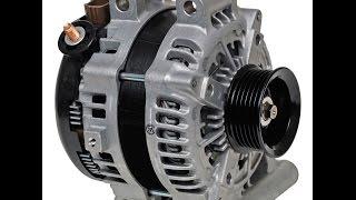 Нет зарядки АКБ. Тестирование генератора.(, 2015-07-07T17:59:42.000Z)