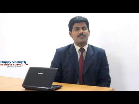 Happy valley Business School , Manojkumar,