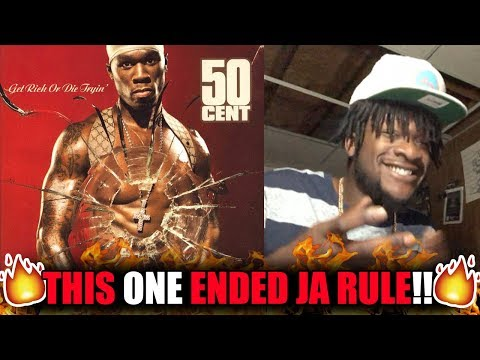This Ended Ja Rule's Career! | 50 Cent - Back Down (Ja Rule Diss) REACTION!