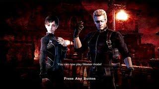 Resident Evil Zero - Wesker Mode