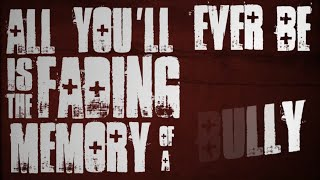 Shinedown - Bully - Lyrics