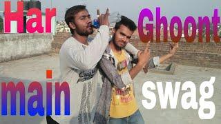 Har Ghoont main swag |Tiger shroff | Disha patni | Badshah |Dance choreography ram gopal rg