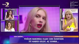 2. Sayfa: Fulin Şingirik'ten Aleyna Tilki'ye sert tepki! Video