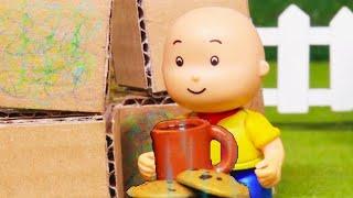 Каю Строитель   Каю на русском   Мультфильм Каю   Мультики для детей