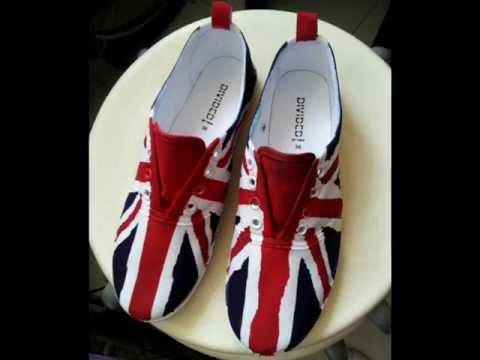 DIY Shoes: UK Style