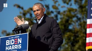 Barack Obama Challenges 'Defund The Police'